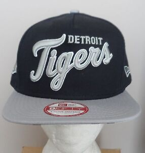 DETROIT TIGERS MLB 9FIFTY NEW ERA SNAPBACK CAP BRAND NEW ADULT SMALL ... c07658c48ef