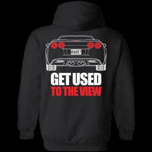 C6 Chevy Corvette Hoodie