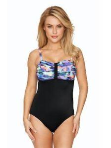 bd797b5eae Image is loading LONGITUDE-Swimsuit-Plus-Size-22W-22-W-NWT-