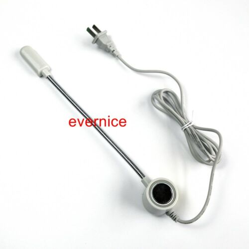 10 LED-Sockel mit Schwanenhalslicht für Juki Brother Consew Singer