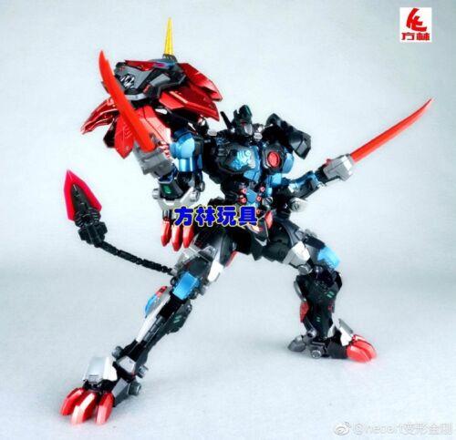 Transformers Original source Black lion Optimus Prime NT11