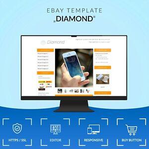 DIAMOND-2019-RESPONSIVE-Auktionsvorlage-Template-Vorlage-Design-Ebayvorlage-HTML