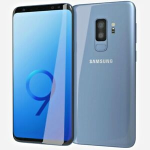 Samsung Galaxy S9+ SM-G965U 64GB (Verizon) Unlocked Smartphone Coral Blue - NEW
