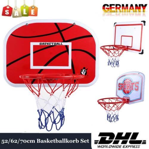 Basketballkorb Set ø 39 cm Basketballring mit Netz Ball Basketballboard TD 06