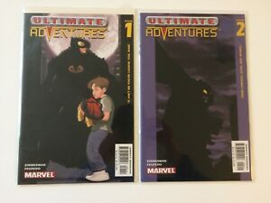 Ultimate-Adventures-1-2-Marvel-Comics-2002-VF-NM