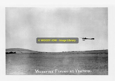 Isle Of Wight Photo 6x4 Aromatic Character And Agreeable Taste Industrious Rp01227 Valentine Flying At Ventnor