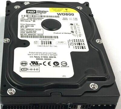 Internal Hard Drive Dell 0W0109 80GB
