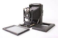 ICA Ideal 205 9x12 Folding Film Camera