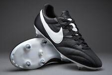THE NIKE PREMIER SG FOOTBALL BOOTS UK 10 EUR 45 US 11 BLACK WHITE TIEMPO RARE