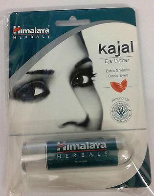 Kohl  Himayala Herbals Kajal  2.6 gm with Damask Rose Almond Oil & Triphala