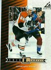"Eric Lindros 1997-98 Pinnacle Zenith Dare to Tear 5""x7"" Philadelphia Flyers #Z2"