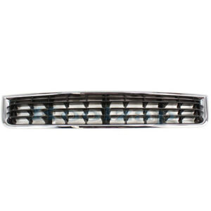 Chromed Front Face Low Bumper Grille Insert For VOLVO XC90 2007 08 09 10 11 12