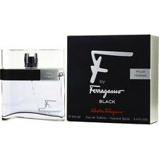 Salvatore Ferragamo F by Ferragamo Black Edt Eau de Toilette Spray 100ml NEU/OVP