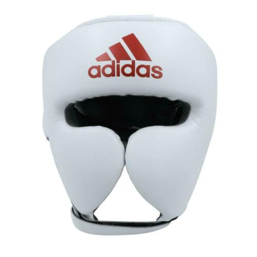 Adidas Adistar Pro Boxing Head Guard Adult Sparring HeadGuard Full Face HeadGear