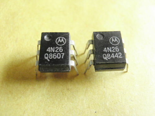 IC bloque de creación 4n26 optokoppler 2x 15333-117