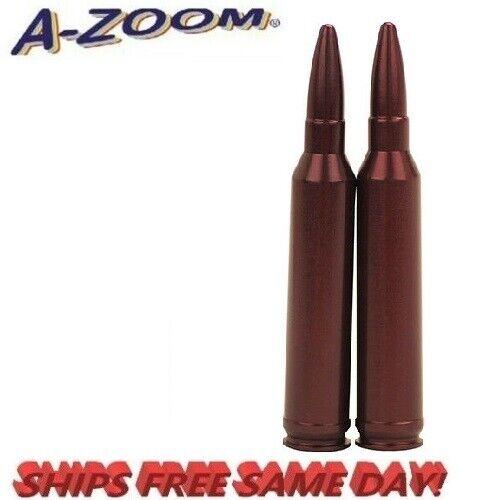 2 Pack 12252 A-Zoom Rem MAG Precision Snap Caps NOUVEAU 7 mm
