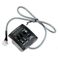 UK-400T Ukulele Ukelele Piezo Pickup Preamp 2-Band EQ Equalizer Tuner System