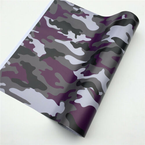 Camouflage Sticker Vinyl Film Camo Car Wrap Film Auto Motorcycle Styling Laptop