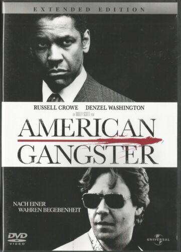 1 von 1 - American Gangster (Russell Crowe, Denzel Washington) - DVD - ohne Cover #m6
