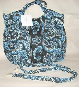Image Is Loading Cul De Sac Midnight Blue Paisley Print Quilted