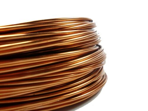 Kupfer 60m Aluminiumdraht 2mm