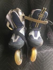 Mens K2 Escape Inline Skates Roller Blades Size 9