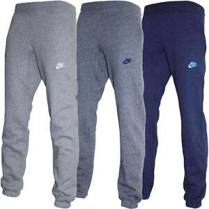 Détails sur Homme Nike Polaire Survêtement, Survêtement Bottoms, Piste Sweat Pantalons De Jogging afficher le titre d'origine