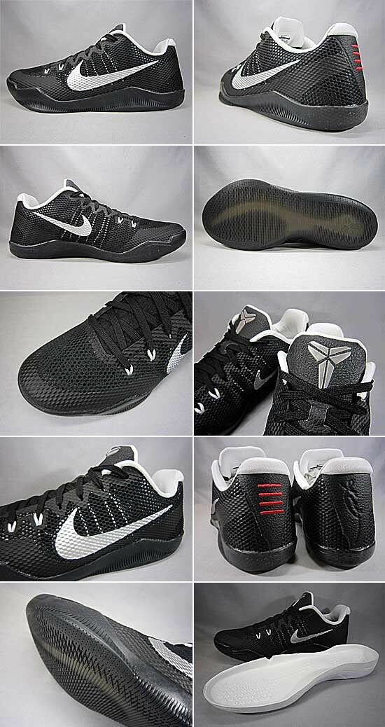 Nike kobe 11 xi brooklyn qs pe san antonio spurs brooklyn xi nets nero silver white sz 9,5 f9e276