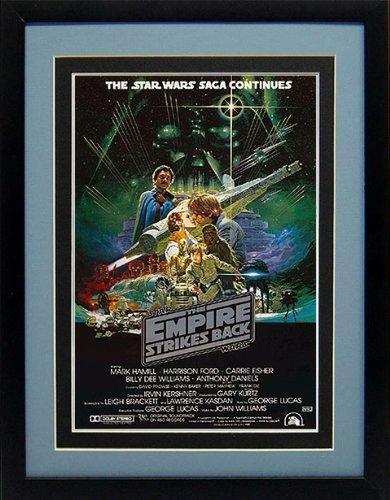 LARGE Star Wars Poster set Finest Quality Prints /& Framing 18X24
