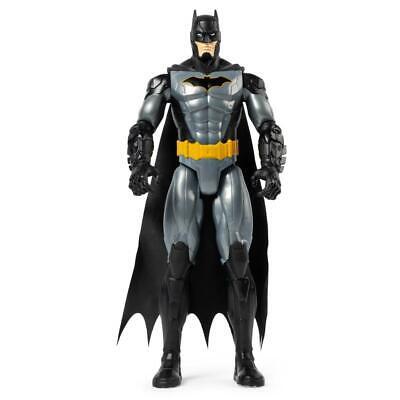 "BATMAN BLUE DC CREATURE CHAOS 12/"" COMIC FIGURE THE CAPED CRUSADER"