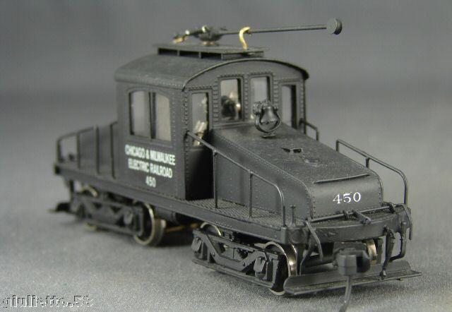Mfg-Rivarossi Seltene Rangierlokomotive Handarbeit Cab Jahre '70