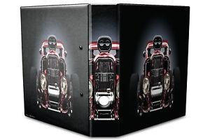 Archivador A4 Carpeta 2 anillas 60mm impreso  Roadster