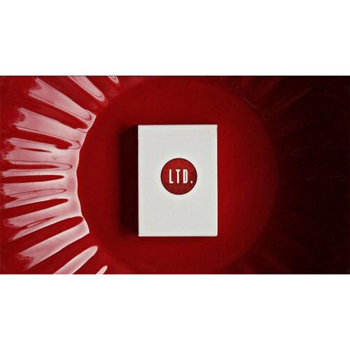 Carte LTD White edizione limitata rarissime by Ellusionist