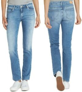 Wrangler-Damen-Jeanshose-Body-Bespoke-Straight-Best-Blue-W26-W33