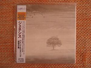 GENESIS-WIND-amp-WUTHERING-MINI-LP-CD-JAPAN-JAPANESE-JPN-2nd-SERIES-MINT