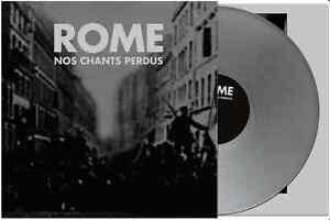 ROME-Nos-Chants-Perdus-lim-col-LP-RARE-Death-in-June-Ordo-Rosarius-Equilibrio