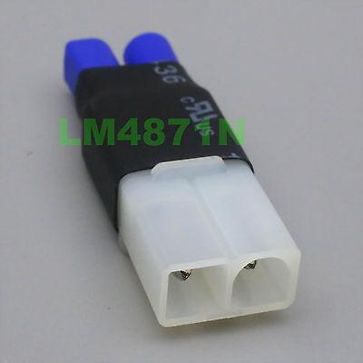 2pcs 4 mm Female Jack To Bullet Banana 3.5 mm Mâle Prise Chargeur Adaptateur RC R//C ESC