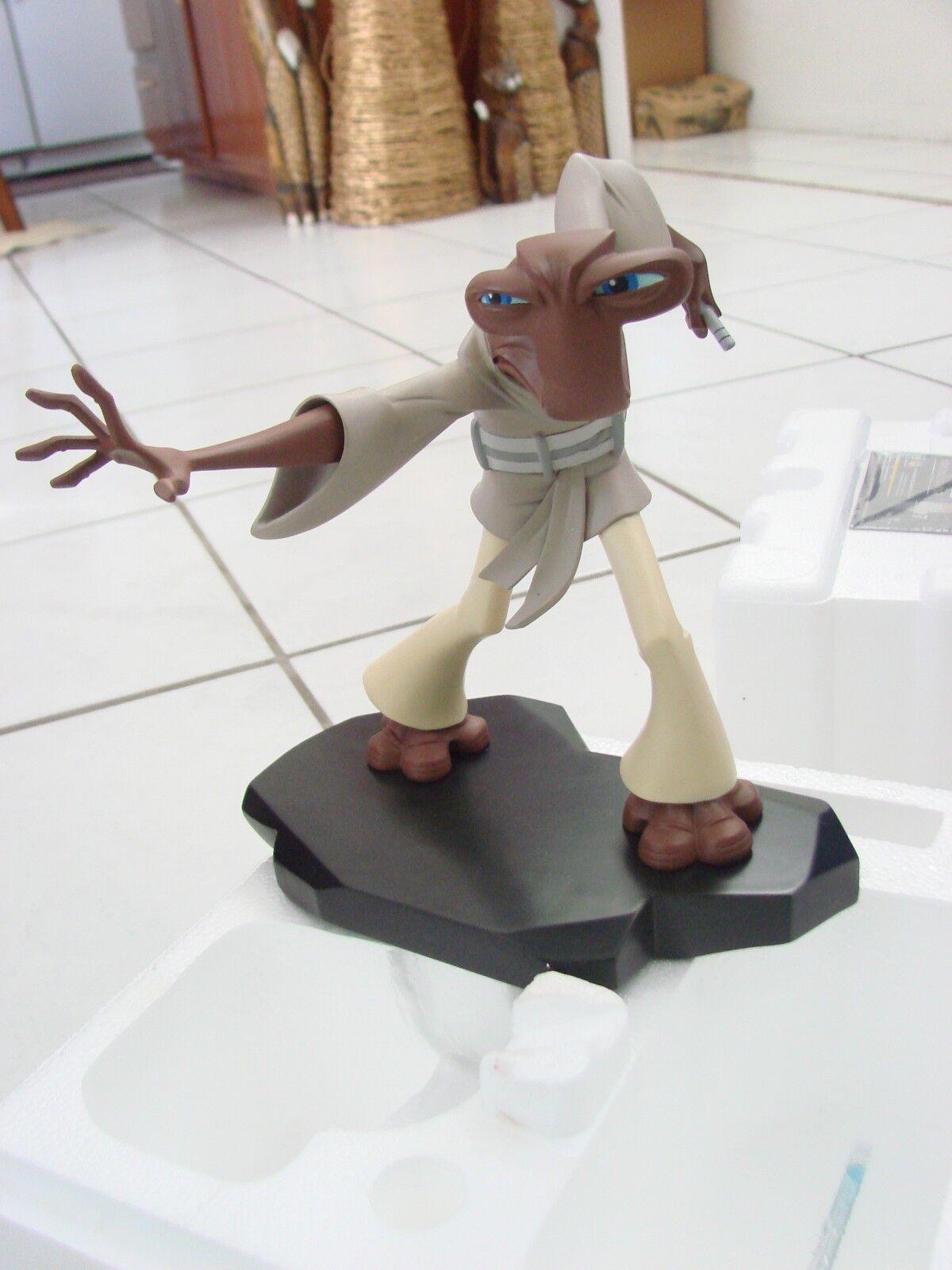 nueva gama alta exclusiva Estrella Wars roronn Corobb animado Estatua Gentle Gentle Gentle Giant 224 2500, 7.5  Nuevo  precios bajos
