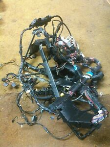 2000-2001 Ford Taurus Complete Interior Body Wiring Harness   eBay   Ford Taurus Wiring Harness      eBay