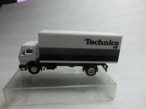 rc2//8 1:87 diverse Herpa camiones para escoger