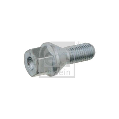 Febi 05683 Radschraube per acciaio-e facilmente cerchio in metallo 20 pezzi