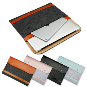 laptop h lle case sleeve tasche f r macbook ipad air pro 13 3 zoll 11 6 12 15 4 ebay. Black Bedroom Furniture Sets. Home Design Ideas