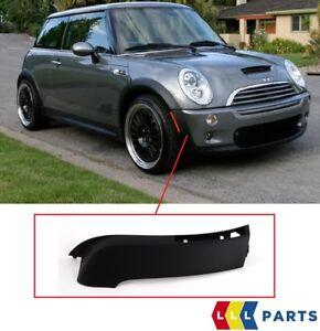 Mini New Genuine R53 S Usa Till 200407 Front Bumper Outer Plastic