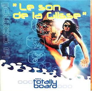 Compilation-CD-La-Compil-034-Le-Son-De-La-Glisse-034-Nokia-Totally-Board-Promo