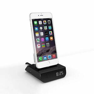 BLUEFLAME-2-port-Fast-Charge-Station-d-039-accueil-USB-Foudre-Connecteurs-Apple-iOS