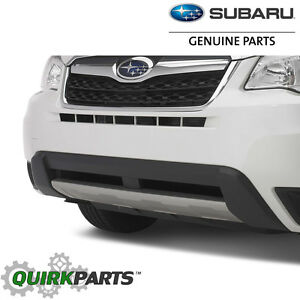 Image Is Loading 2017 2016 Subaru Forester Front Per Underguard Oem