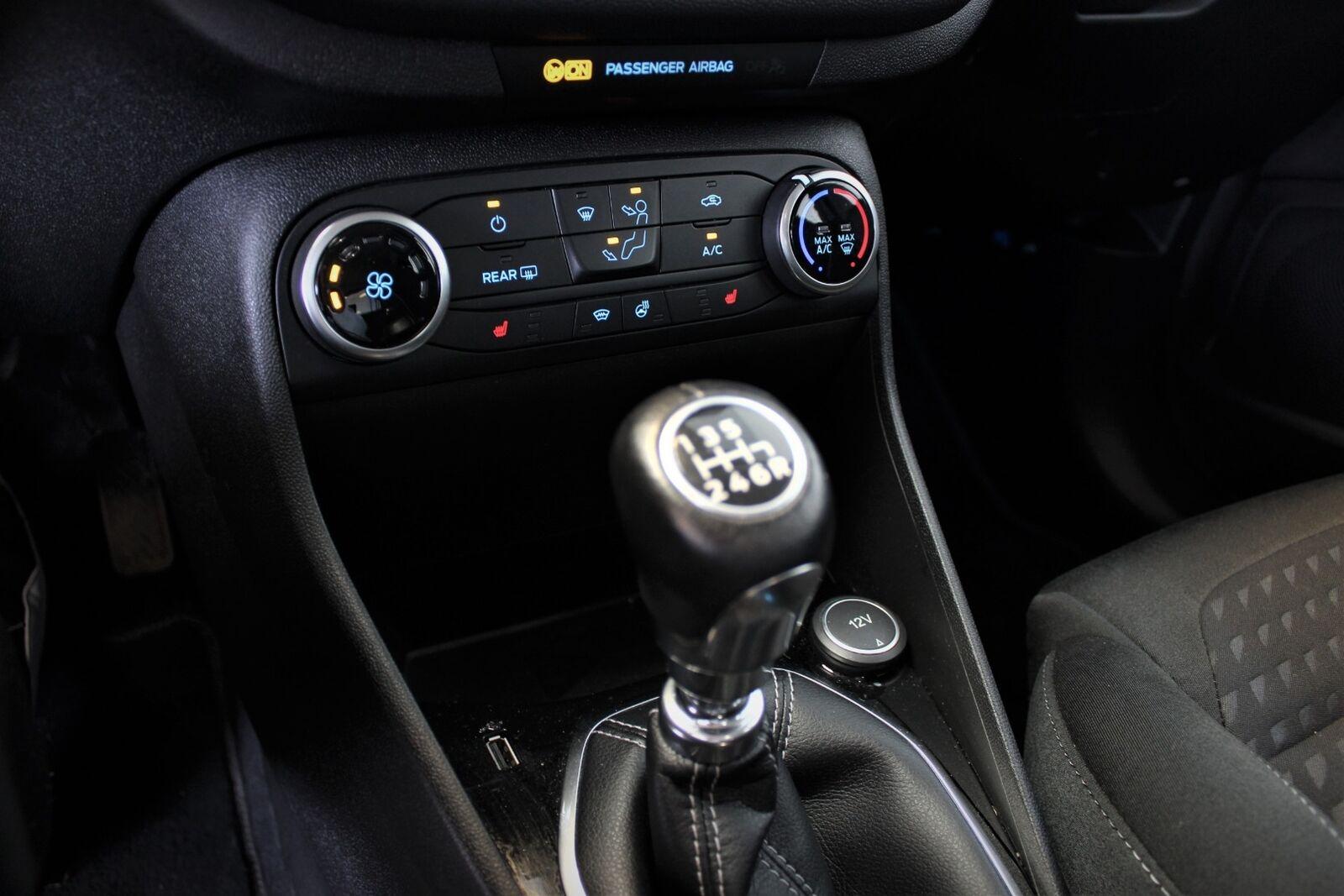 Ford Fiesta 1,0 EcoBoost Titanium - billede 12