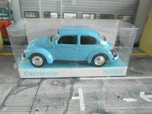 VW Volkswagen Käfer Beetle blau blue 1303 1973 Norev Jet SONDERPREIS 1:43