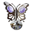 Crystocraft-Butterfly-Ornament-Crystal-Ornament-Swarovski-Elements-Gift-Box thumbnail 6