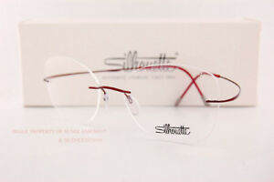 a31889d21f2c Image is loading New-Silhouette-Eyeglass-Frames-TMA-Must-Collection-5515-